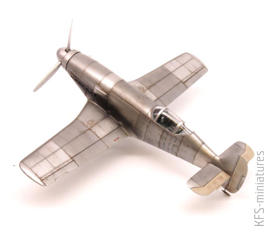 1/72 Me 209V-1