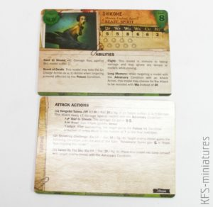 32mm Malifaux SHIKOME - Wyrd Games