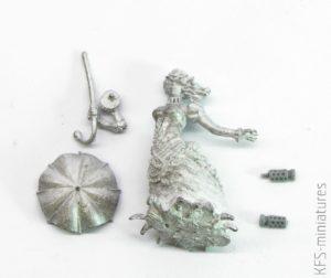 28mm Elisabeth Suess - Wolsung - Micro Art Studio