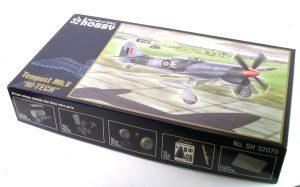 """1/32 Tempest Mk. V """"Hi-Tech 2"""" - Special Hobby"""