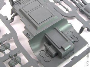 28mm Achilles Ridgerunner - Genestealer Cults Gunned-up Outrider Vehicle - Games Workshop