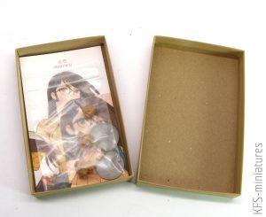 45mm Death High - Archivist - Kingdom Death