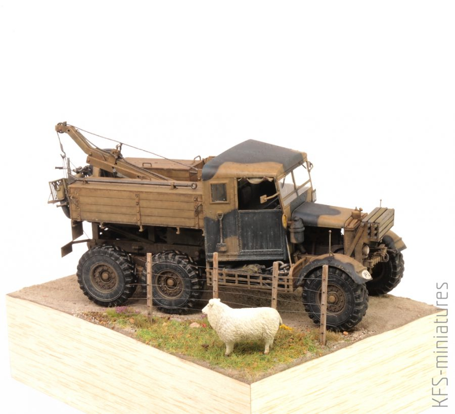1/35 Scammell SV2S