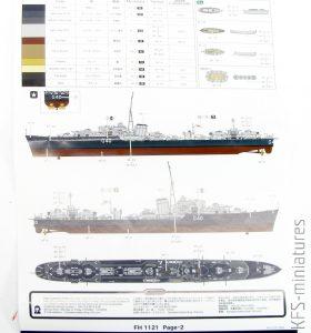 1/700 HMS Lively 1941 - FlyHawk Model