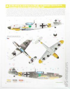 1/48 Bf 109F-4 - Eduard