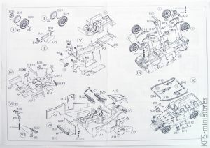 1/72 White M3A1 Scout Car - AGB