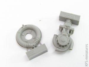 1/48 Tempest Mk.V engine - Eduard