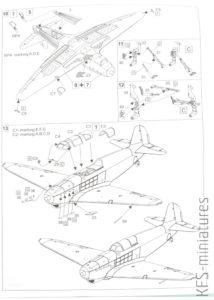 1/72 Yakovlev Yak-1 Winter - Brengun