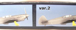 1/144 Yak-1 - NorthStar