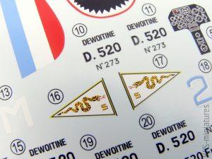 1/72 Dewoitine D.520 - Hobby 2000