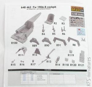 1/48 Fw 190A-8 - Waloryzacje - Eduard