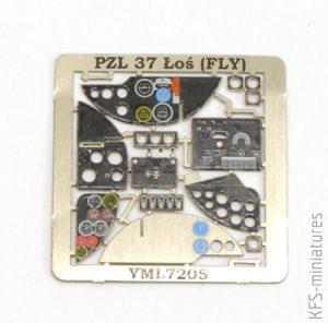 1/72 PZL 37 Łoś [FLY] - Yahu Models