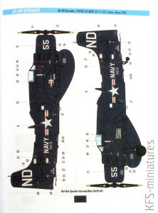 1/72 Douglas AD-4W /Skyraider AEW.1 - Sword