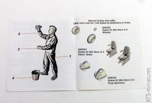 1/48 Airmen - Mechanicy - CMK