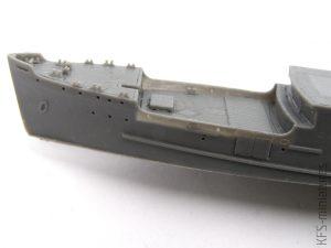 1/700 HMS Royal Scotsman - AJM MODELS