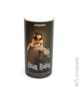 75mm Bear Rider - Creepytables