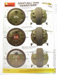 "1/35 Soviet Ball Tank ""Sharotank"" - What If...? Series - MiniArt"