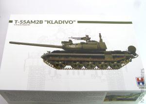 1/35 T-55AM2B Kladivo - Hobby 2000