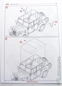 1/35 le.gl.Einheits-Pkw Kfz.1 - Soft Top - ICM