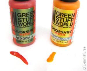 COLORSHIFT Chameleon colors - Green Stuff World