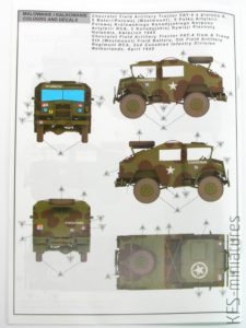 1/35 Chevrolet Field Artillery Tractor (FAT-4) - IBG Models