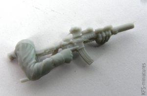 1/35 Operator GROM - Nurek Bojowy - GROM ART