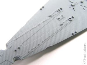 1/700 German Battleship Bismarck 1941 - FlyHawk Model