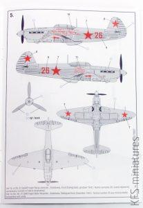 1/72 Yakovlev Yak-1b - Expert Set - Arma Hobby
