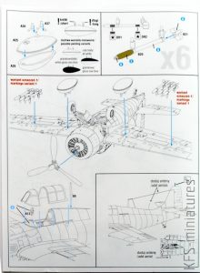 1/72 FM-2 Wildcat - Model Kit - Arma Hobby