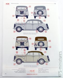 1/35 Moskvitch-401-420A - ICM