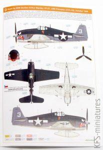1/72 F6F-3 - Eduard