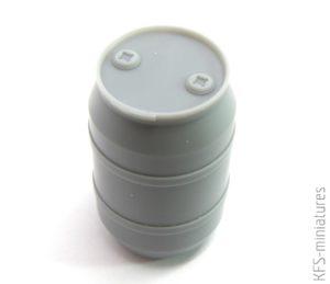 1/35 Plastikowe beczki na chemikalia - Eureka XXL