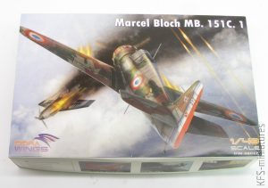 1/48 Bloch MB.151 - Dora Wings