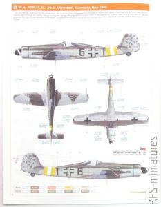 1/48 Fw 190D-9 Late - Eduard