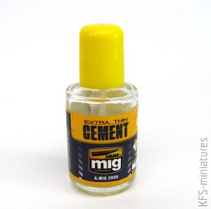 Extra Thin Cement - Ammo by MIG