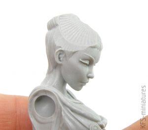 1/10 Zensh-Iku - Bust version - Abyssoul