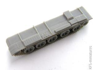 1/144 T-62 MBT - Brengun
