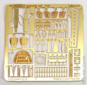 1/48 L-39 upgrade set - do edycji Evolution - Eduard