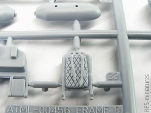 1/48 P-51D seatbelts Steel for Airfix - Eduard
