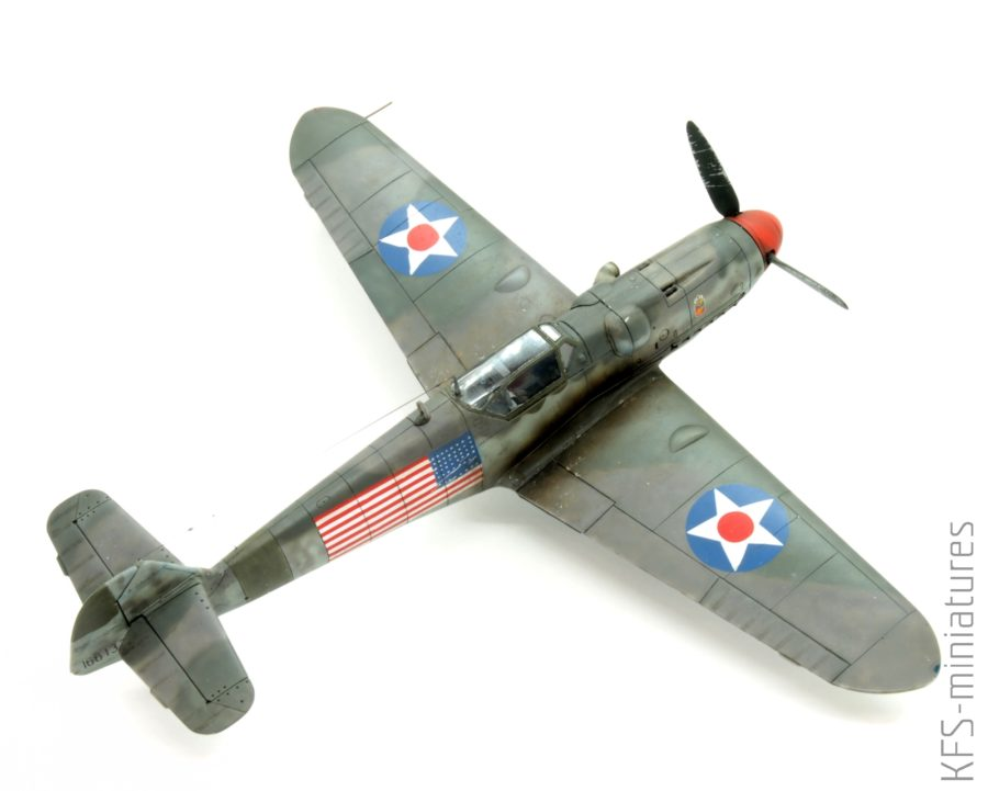 1/72 Bf109G-6