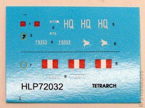 1/72 Tetrarch Mk.VII - Hauler