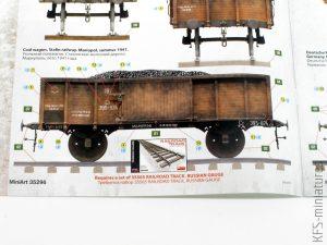 1/35 Railway Gondola 16,5-18t - MiniArt