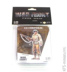 1/72 US Army ETO - WarFront - Scale75