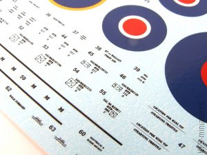 1/48 Presentation Spits, Part III Spitfire Mk.IX - Foxbot Decals