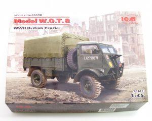 1/35 Model W.O.T. 8 - ICM