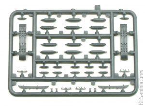 1/72 Ki-51 Sonia - Clear Prop Models