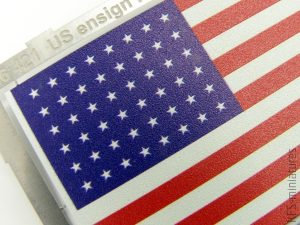 1/35 Flags - STEEL - Eduard