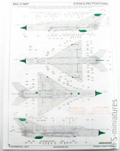 1/48 MiG-21SMT - Eduard