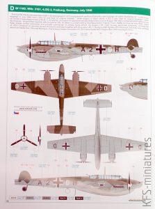 1/72 Adlertag - Bf 110C/D - Eduard