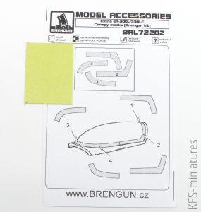 1/72 Extra EA300- Waloryzacje - Brengun